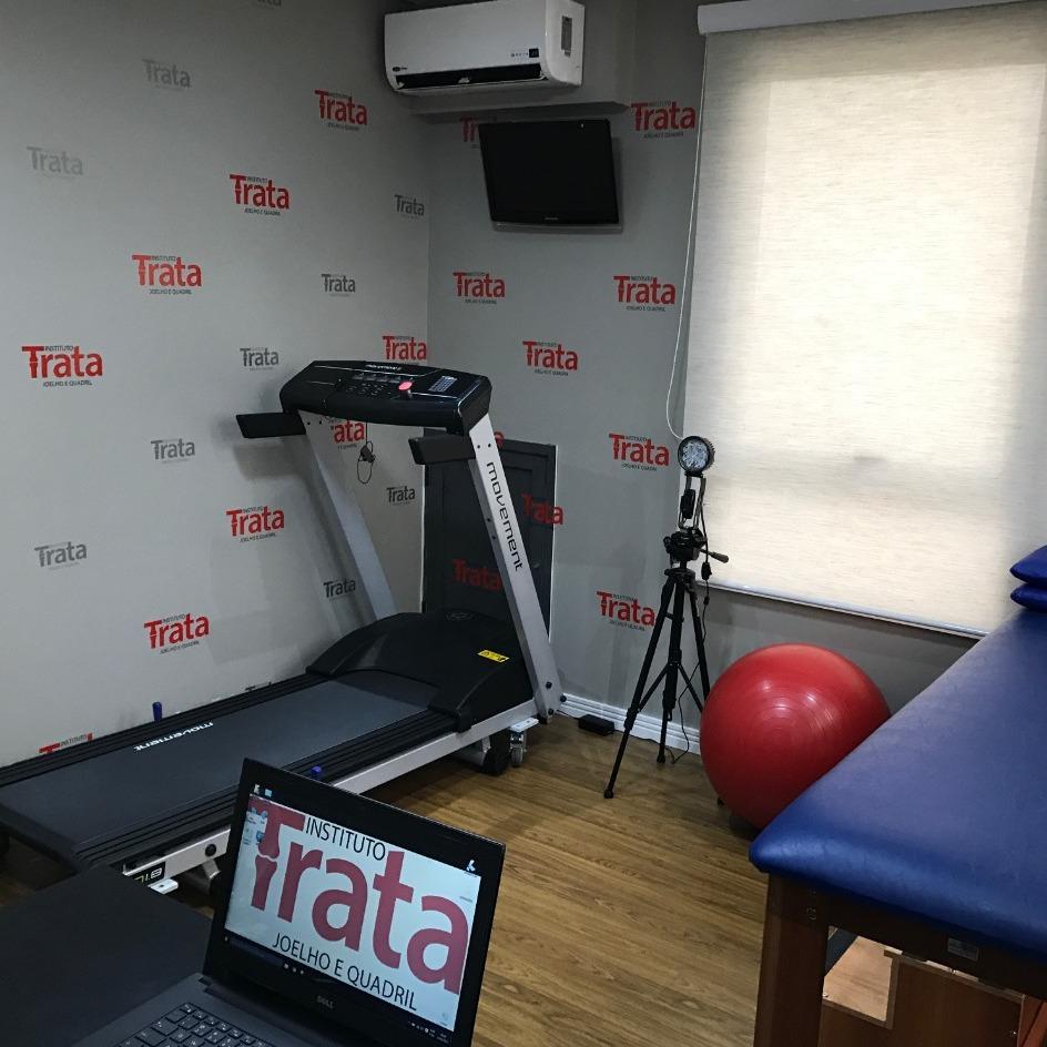 Foto das instalações do consultório do Dr. Evaldo